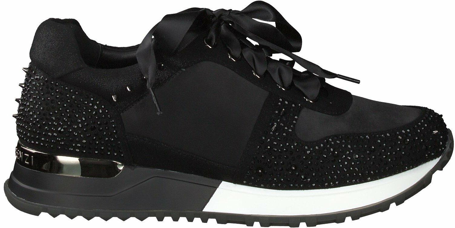 Prange: Schwarze Sneaker für Damen von Gianni Renzi 715839