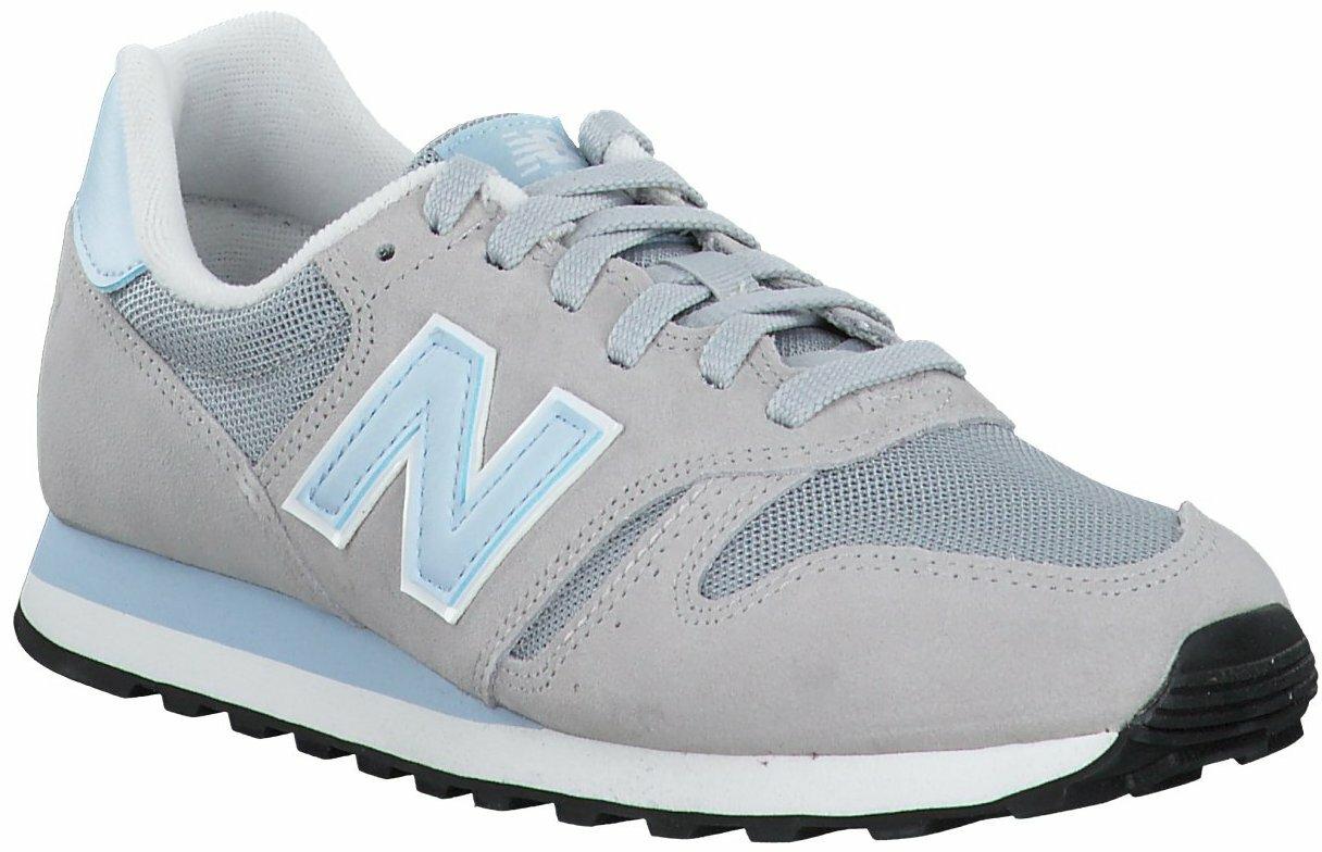 Hellgraue Damen-Sneaker von New Balance 753117