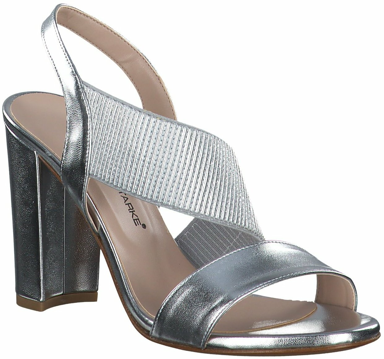 Prange: Silber Damen Sandaletten von Konstantin Starke