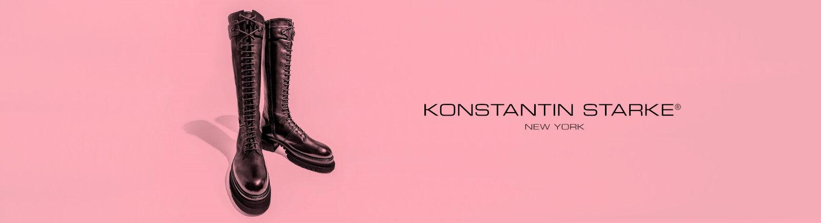 Prange: Konstantin Starke Combat Boots für Damen online shoppen