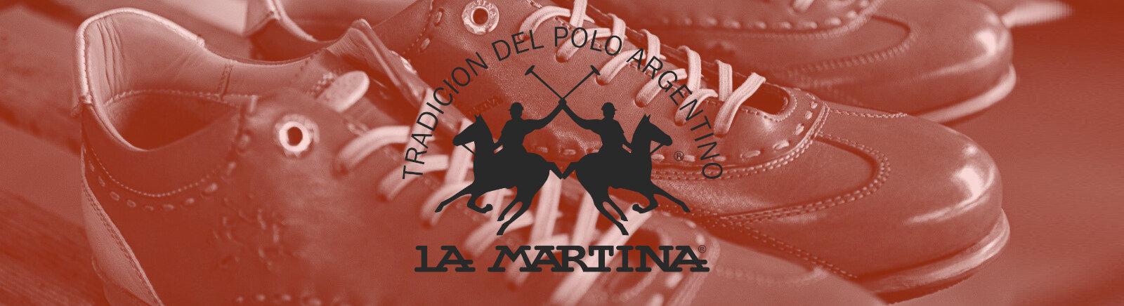 La Martina Markenschuhe online bestellen im Prange Schuhe Shop
