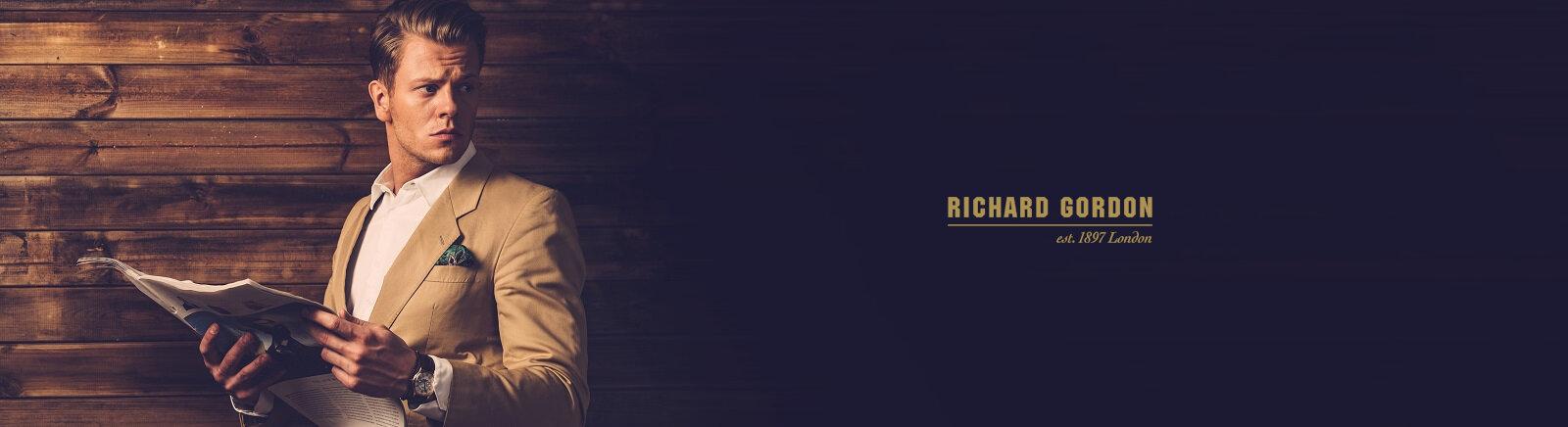 Richard Gordon Herrenschuhe online bestellen im Prange Schuhe Shop